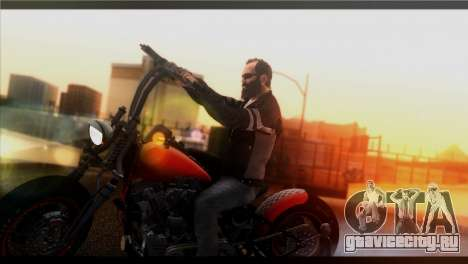 Saturation ENBSeries для GTA San Andreas четвёртый скриншот