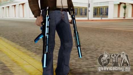 Fulmicotone MP5 для GTA San Andreas третий скриншот