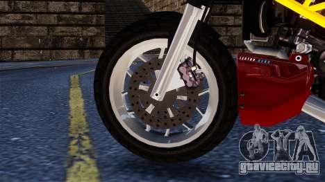Principe Lectro from GTA 5 для GTA 4 вид сзади слева
