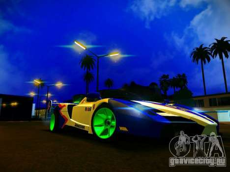 T.0 Graphics for Low PC для GTA San Andreas второй скриншот
