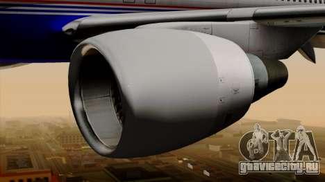 Boeing 757-200 (N757A) для GTA San Andreas вид справа