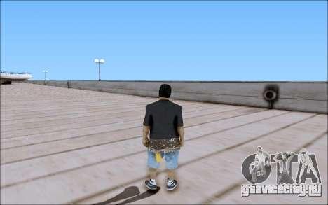 Los Santos Vagos Skin Pack для GTA San Andreas второй скриншот