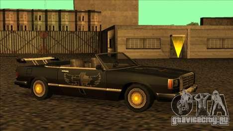 FreeShow Feltzer для GTA San Andreas вид сбоку