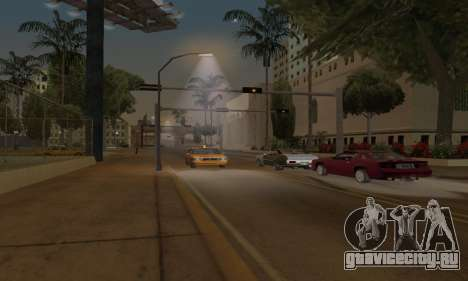 Lamppost Lights v3.0 для GTA San Andreas