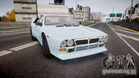 Lancia 037 Stradale 1982 для GTA 4