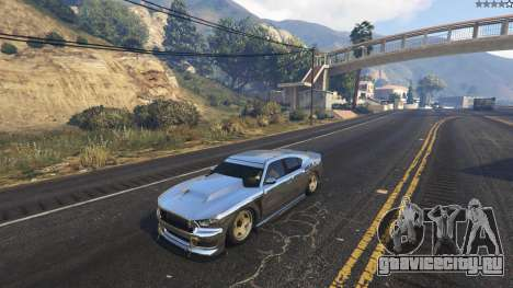 Spontaneous Chaos 0.08 для GTA 5 четвертый скриншот