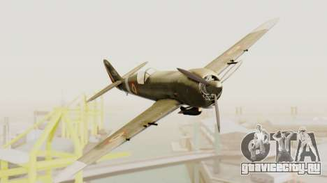 IAR 81 C - Nr. 426 для GTA San Andreas вид сзади слева