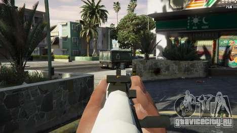AK47 - Asiimov Edition для GTA 5 седьмой скриншот