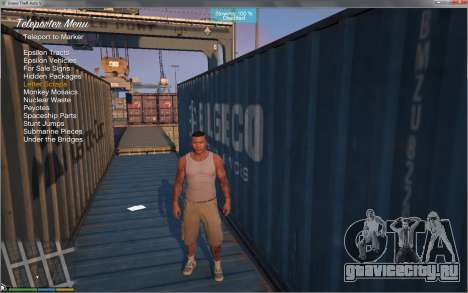 Collectable Collector для GTA 5