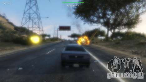 Helo Insurgent V для GTA 5 восьмой скриншот