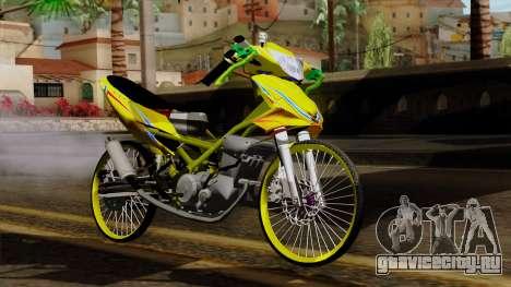 Jupiter Mx Drag v1 для GTA San Andreas