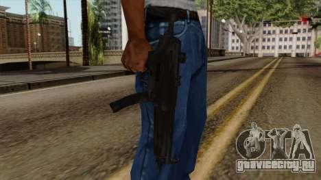 Original HD MP5 для GTA San Andreas третий скриншот