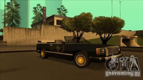 FreeShow Feltzer для GTA San Andreas вид сверху