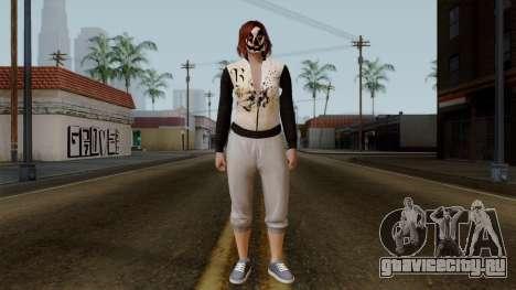 GTA 5 Online Female01 для GTA San Andreas второй скриншот