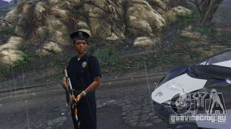 PoliceMod 2 2.0.2 для GTA 5