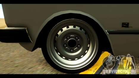 Москвич 2140 Peklo Team для GTA San Andreas вид изнутри
