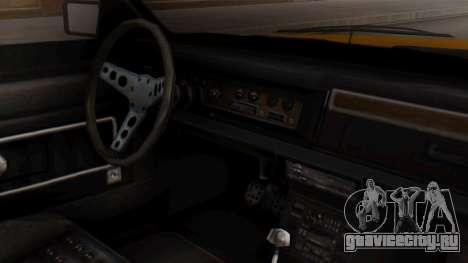 GTA 5 Albany Esperanto IVF для GTA San Andreas вид справа