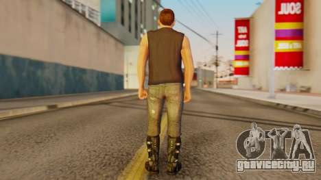 [GTA5] The Lost Skin1 для GTA San Andreas третий скриншот