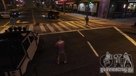 Battleground: Armored Packs v2.3.1 для GTA 5 третий скриншот