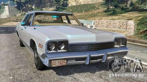Dodge Monaco 1974 [Beta] для GTA 5