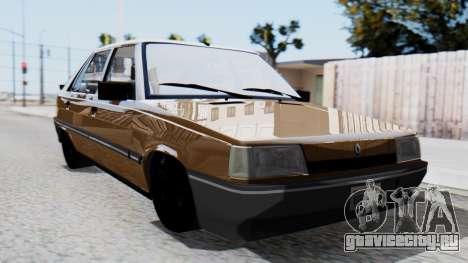 Renault 11 Tuning для GTA San Andreas