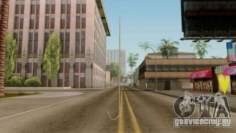 Original HD Cane для GTA San Andreas второй скриншот