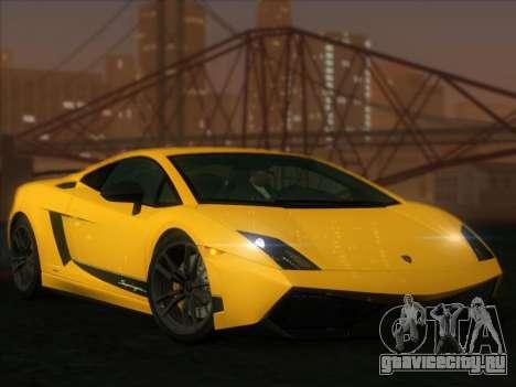 Ex3-111 ENB Series для GTA San Andreas второй скриншот