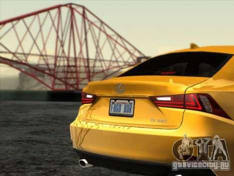 Ex3-111 ENB Series для GTA San Andreas четвёртый скриншот