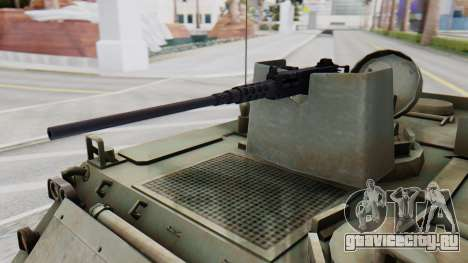 M113 from CoD BO2 для GTA San Andreas вид справа