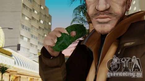 Огурец для GTA San Andreas третий скриншот