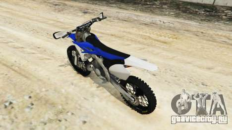 Yamaha YZ 250 [Beta] для GTA 5