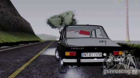 Dacia 1301 Securitate для GTA San Andreas вид слева