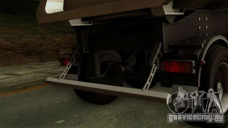 Opentop_JJ для GTA San Andreas вид справа