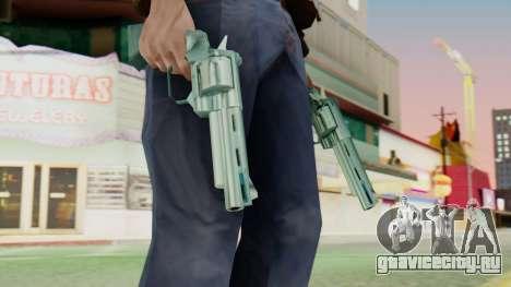 Colt Python для GTA San Andreas третий скриншот