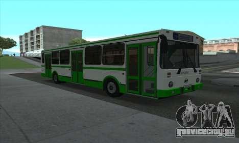 ЛиАЗ 5256.35 для GTA San Andreas вид слева