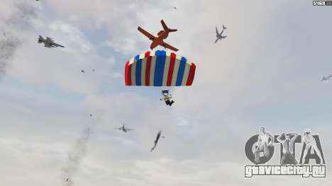 Angry Planes для GTA 5 десятый скриншот