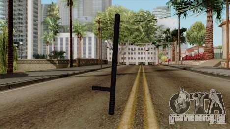 Original HD Night Stick для GTA San Andreas второй скриншот