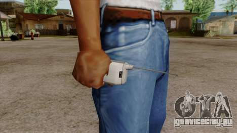 Original HD Cell Phone для GTA San Andreas третий скриншот