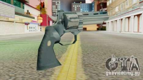 Colt Python для GTA San Andreas второй скриншот