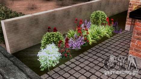 CJs New Brick House для GTA San Andreas четвёртый скриншот
