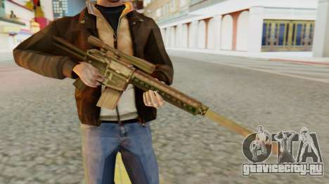 SR-25 SA Style для GTA San Andreas третий скриншот