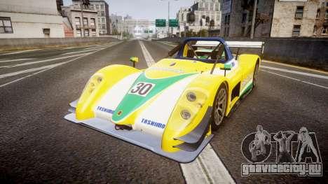 Radical SR8 RX 2011 [30] для GTA 4