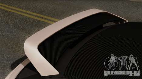 Audi A1 Quattro Clubsport для GTA San Andreas вид сзади