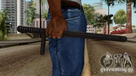 Original HD Night Stick для GTA San Andreas третий скриншот