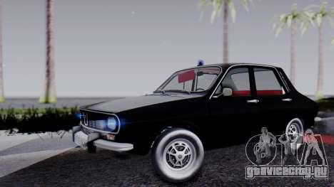 Dacia 1301 Securitate для GTA San Andreas