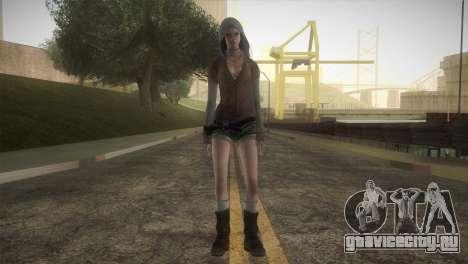 Kat from DMC для GTA San Andreas второй скриншот