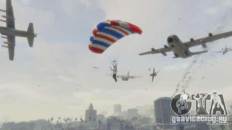 Angry Planes для GTA 5 второй скриншот