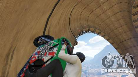 Double-Loop Racing-Court для GTA 5