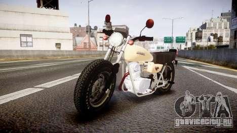 Honda CB-100 для GTA 4