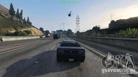 Helo Insurgent V для GTA 5 третий скриншот